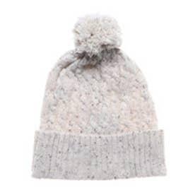 ネップヤーン ニット帽 (オフホワイト)
