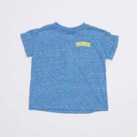 ネップ天竺BIGTシャツ (Blue)