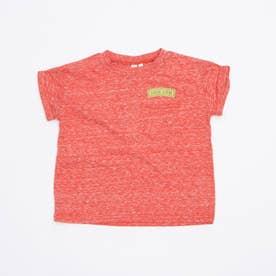 ネップ天竺BIGTシャツ (Red)