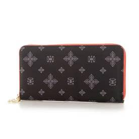 財布 (ブラックレッドレッド)