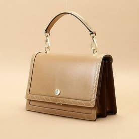 2way top handle Bag (キャメル)