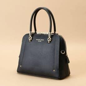 アベクトワ Shoulder(Leather top handle bag) (ブラック)