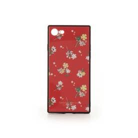 レトロフラワーシリーズ iphone7-8 オレンジ