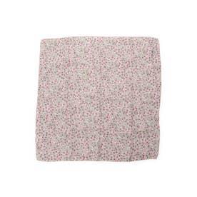 ミニフラワースカーフ (ピンク)