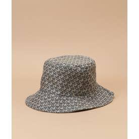 ST Jacquard hat (ネイビー)