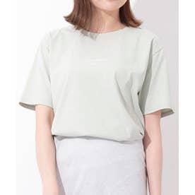 Samantha Green オーガニックコットン混Tシャツ (ミント)