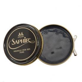 サフィールノワール Saphir Noir ビーズワックスポリッシュ 50ml (2141.グレー)