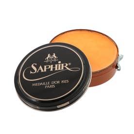 サフィールノワール Saphir Noir ビーズワックスポリッシュ 100ml (フォーン)