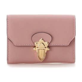 レター型カードケース (ピンク)