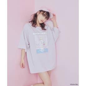 『Esther Bunny』×サマンサベガ- Tシャツ (ピンク)