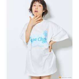 チュッパチャプスコラボ Tシャツ (ライトブルー)