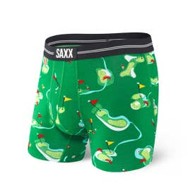 ULTRA BOXER BRIEF FLY (GREEN)