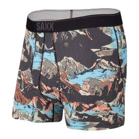 QUEST BOXER BRIEF FLY 【返品不可商品】(BLACK)