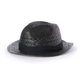 BURI CROSS HAT (Black)