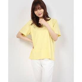 クルーネックTシャツ (Light Yellow)