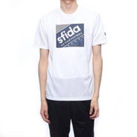 メンズ サッカー/フットサル 半袖シャツ スターカモ プラTシャツ SA-19S04