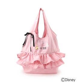 【シューラルー限定デザイン】Ultimate Princess Celebration/フリルエコバッグ (ピンク)