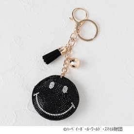 【シューラルー限定/コラボ】SMILE FOR YOU チャーム (ブラック)
