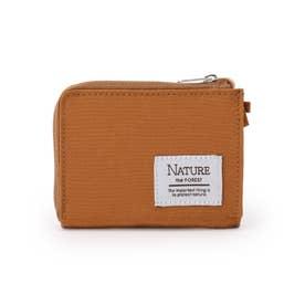 NtFミニ財布 (キャメル)