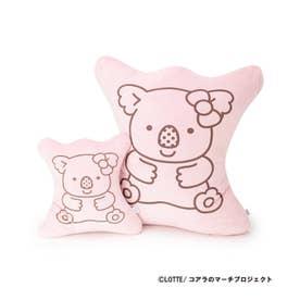 【コアラのマーチ】クッション 大きいサイズ (ピンク)