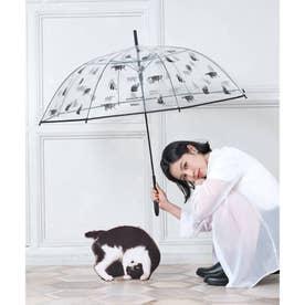 【Wpc.沖昌之さんコラボ】ねこ雨傘(長傘) (ぶさにゃん先輩。)