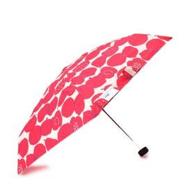 Wpc. フル-ツミニ 折りたたみ傘 (レッド)