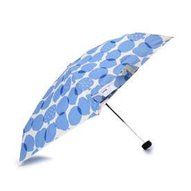 Wpc. フル-ツミニ 折りたたみ傘 (ブルー)