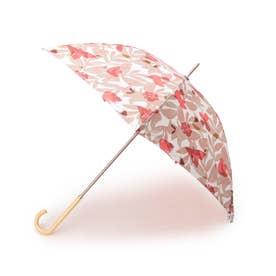 【Wpc.】ボタニカルガーデン長傘 (レッド)