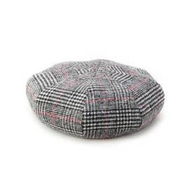 リバ-シブルボアベレー帽 (ブラック(219))