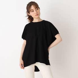 ひんやりゆるTシャツ (ブラック)