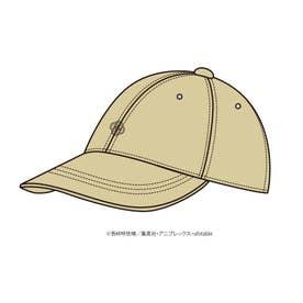 【鬼滅の刃】キャラクターズキャップ (ベージュ)