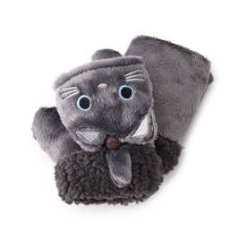 アニマルアソート手袋 (グレー)