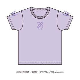 【鬼滅の刃】キャラクターズデザインT (ライトパープル)