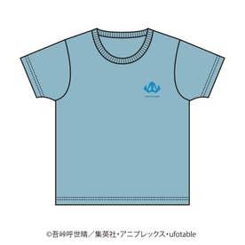 【鬼滅の刃】キャラクターズデザインT (ライトブルー)