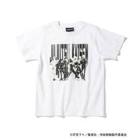 【呪術廻戦】コラボバックプリントTシャツ (アイボリー)