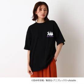 【鬼滅の刃】柱シルエット大人Tシャツ (ブラック)