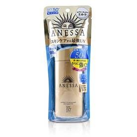 日焼け止め 90ml アネッサ パーフェクト UV サンスクリーン スキンケア ミルク SPF50+ PA++++