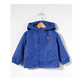 【90-130cm】3WAYマウンテンパーカー (ブルー(092))