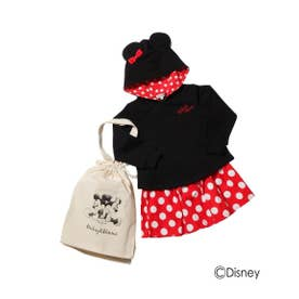 シューグー キッズ SHOO-LA-RUE(Kids) 【Disney】【80-120cm】なりきり3点セット (ミニー)