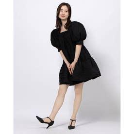 Junior Miss Confetti Dress (BLACK)