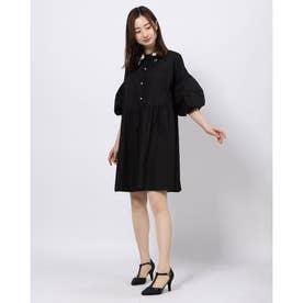 School Fling Mini Dress (BLACK)