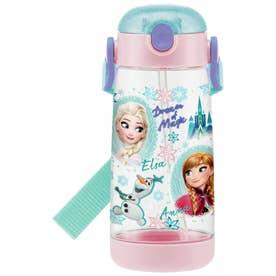 ワンプッシュストローボトル (アナと雪の女王19)