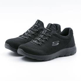 レディース スニーカー  SUMMITS COOL CLASSIC 149206 シューズ 靴 (ブラック)