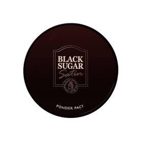 ブラックシュガー サテン パウダー パクトSPF25 PA++ #N21【返品不可商品】