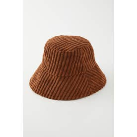 THICK CORDUROY HAT (キャメル)