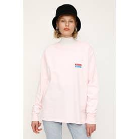 LOSE CONTROL L/S Tシャツ L/PNK1