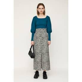 FRONT SLIT BELT HW スカート マルチ(混色)