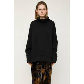 WASHED DOLMAN SW トップス BLK