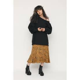 TINY DROPS スカート M/YEL7