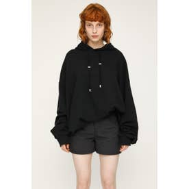 HOODIE SW トップス BLK